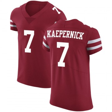 wholesale dealer 4deeb 0db8d Colin Kaepernick Red Jersey - 49ers Store