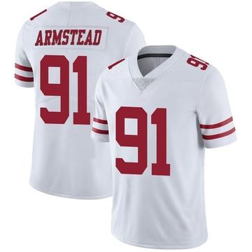 Youth Nike San Francisco 49ers Arik Armstead White Vapor Untouchable Jersey - Limited