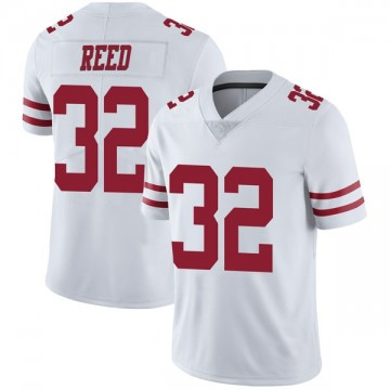 Youth Nike San Francisco 49ers D.J. Reed White Vapor Untouchable Jersey - Limited