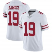Youth Nike San Francisco 49ers Deebo Samuel White Vapor Untouchable Jersey - Limited