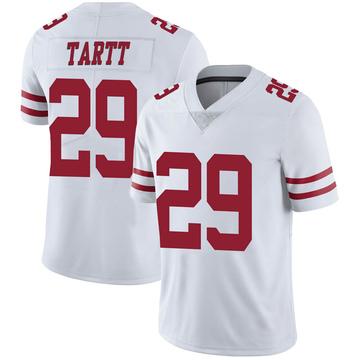 Youth Nike San Francisco 49ers Jaquiski Tartt White Vapor Untouchable Jersey - Limited